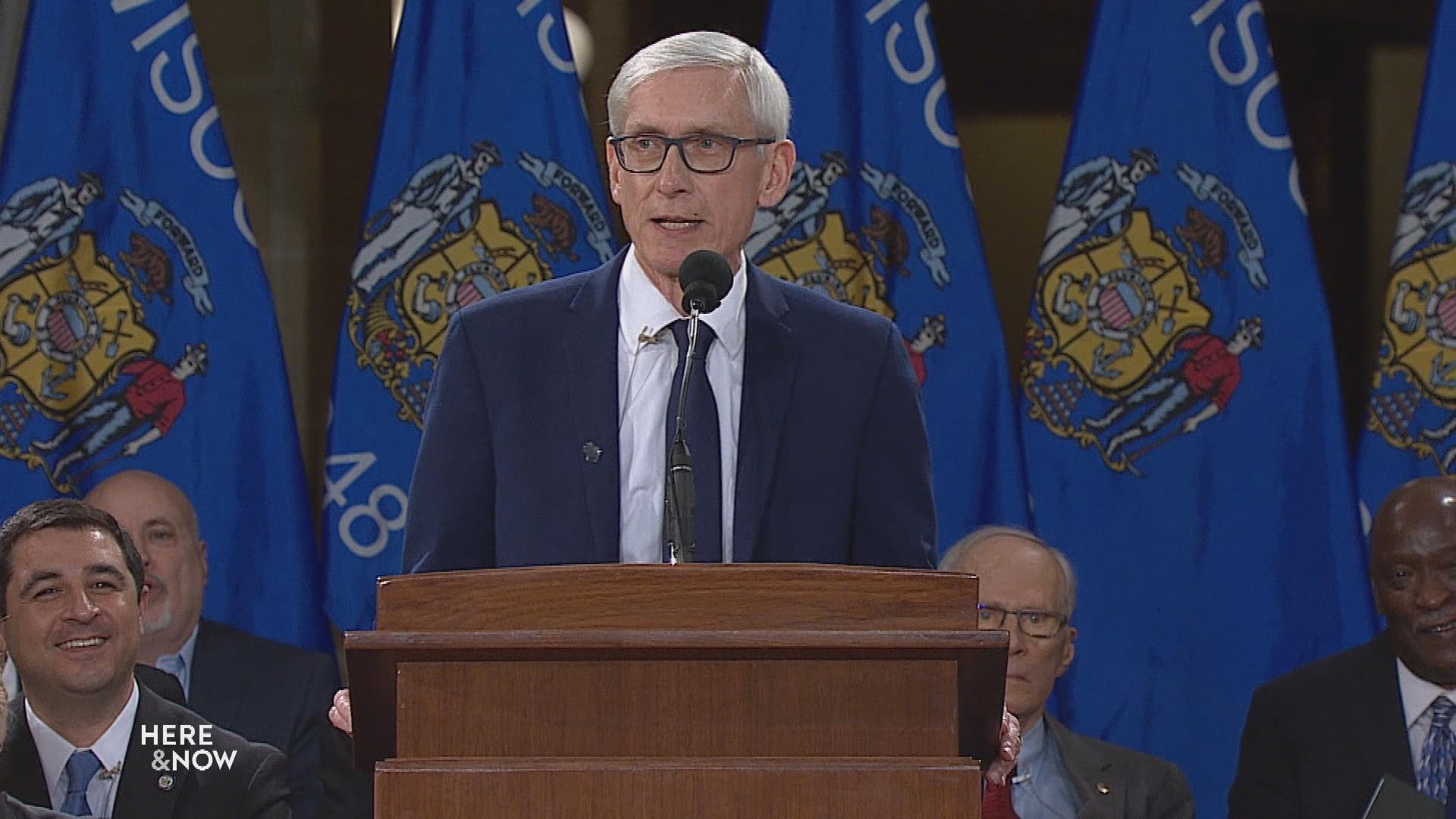 New Administration, New Legislature Sworn In at Capitol