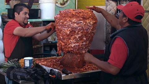 The Migrant Kitchen -- Bill Esparza, Globalization Impacts Cuisine