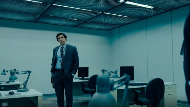 "Flicks: Adam Driver for ""The Report"""