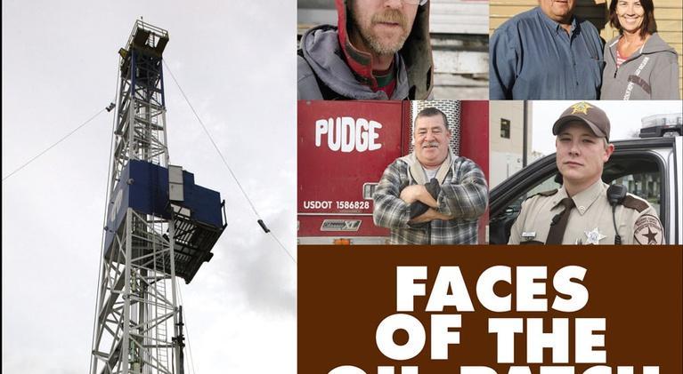 Faces of the Oil Patch: Faces of the Oil Patch