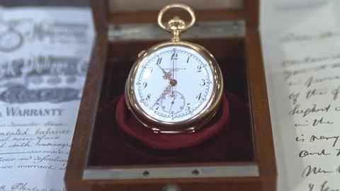 Antiques Roadshow -- S21 Ep22: Appraisal: Patek Philippe Pocket Watch, ca. 1889