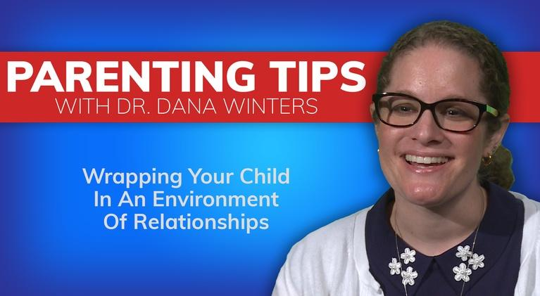 NWPB Presents: Parenting Tips With Dr. Dana Winters | Relationships