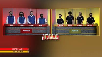 Granite State Challenge | Quarter Final 2: Merrimack Vs Plymouth