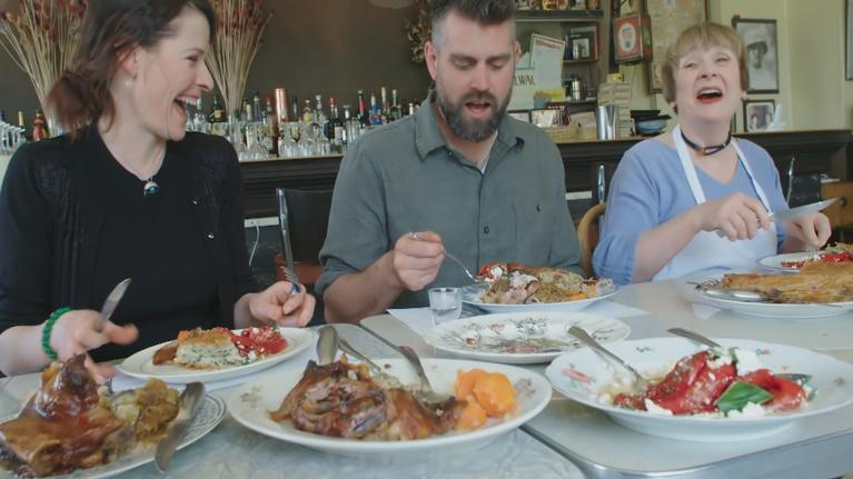 Wisconsin Foodie: Three Brothers | Serbian Fest