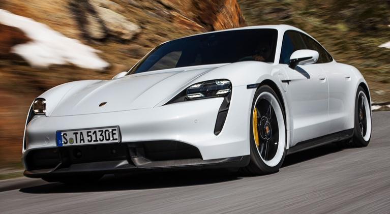 MotorWeek: 2020 Porsche Taycan Turbo S & 2020 Toyota Camry & Avalon TRD