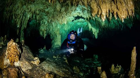 Expedition -- Mexico – Flooded Caves