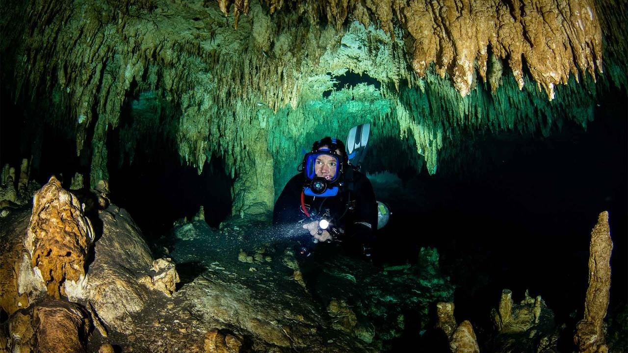 Mexico – Flooded Caves