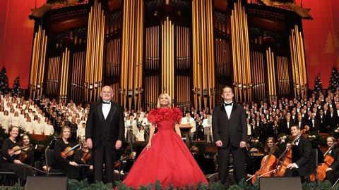 Christmas With The Tabernacle Choir -- Christmas with The Tabernacle Choir, with Kristin Chenoweth