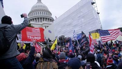 100 Days Since the Capitol Insurrection