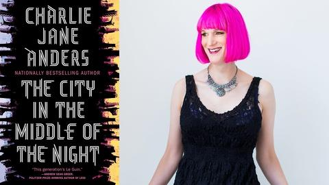 Charlie Jane Anders | 2019 National Book Festival