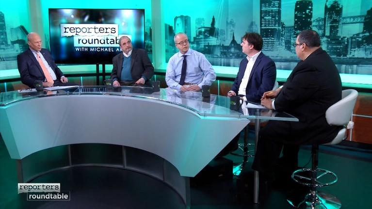 Reporters Roundtable: Another prosecutor declines to press charges