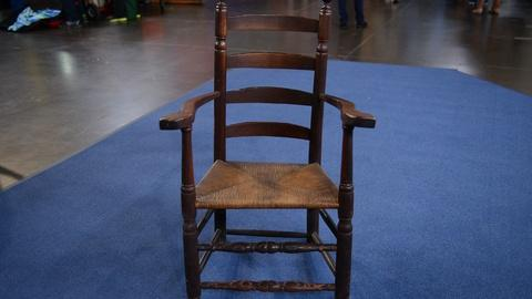 Antiques Roadshow -- S21 Ep17: Appraisal: Southern Turned Great Chair, ca. 1730