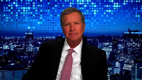 Why John Kasich is Supporting Joe Biden at the DNC