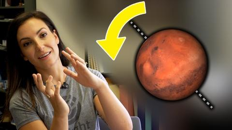Physics Girl -- The Surprising Ways Mars is Hostile to Life