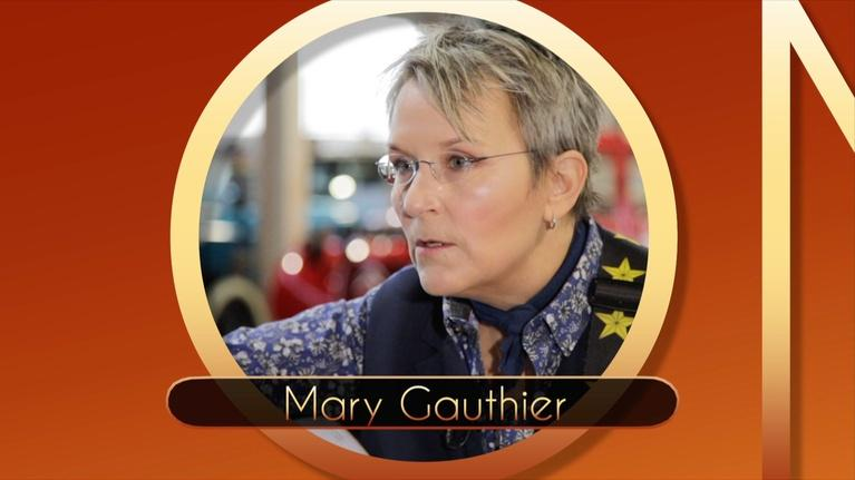 One on One with Becky Magura: One on One with Mary Gauthier