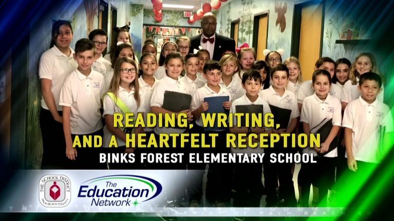 WXEL Spotlight On Education: Spotlight On Education: Season 2, Episode 11