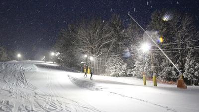 Our Hometown   Wolfeboro   Abenaki Ski Area