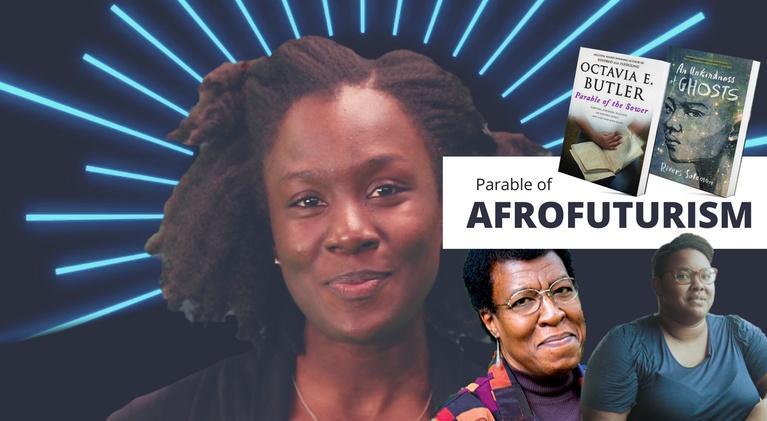 Read Awakening: Afrofuturism