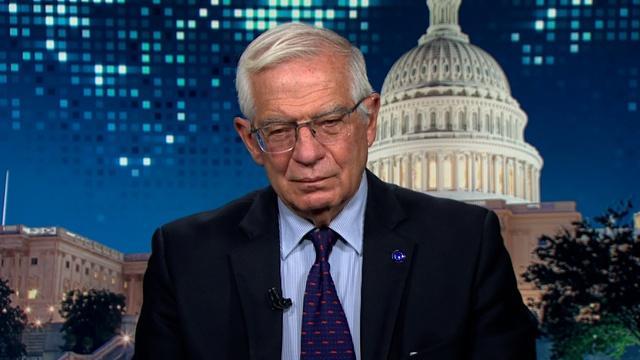 Josep Borrell on The EU's Pressing Concerns