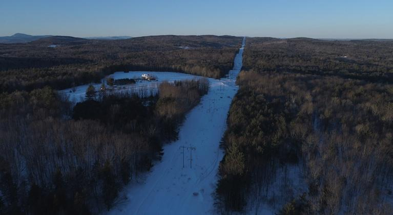 Maine Public News: Power Struggle in the Maine Woods