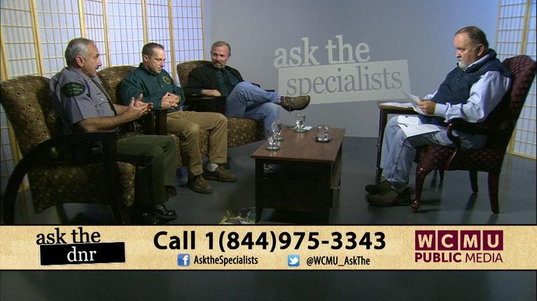 Ask The Specialists: Ask the DNR