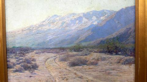 Antiques Roadshow -- Appraisal: 1922 John Frost Landscape Oil Painting