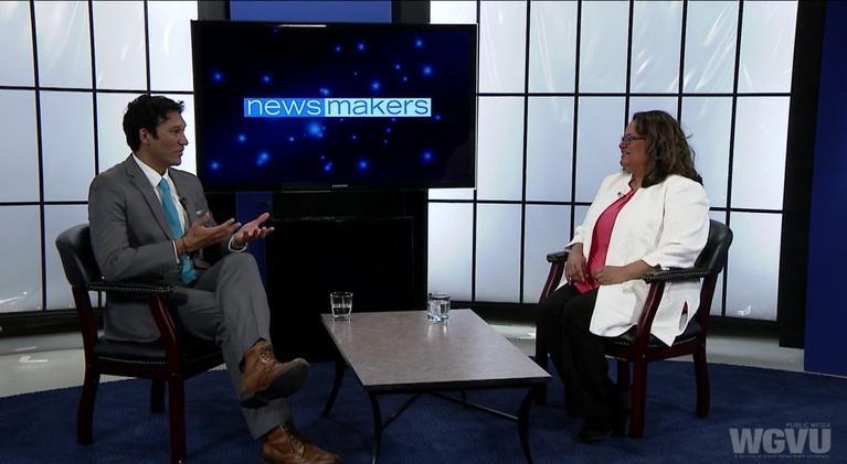NewsMakers: Lakshmi Singh: An NPR Anchor's Singular Perspective #1805