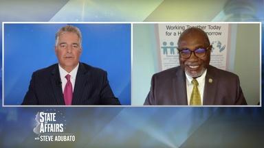 Asm. Herb Conaway Examines Top Health Issues in NJ in 2021