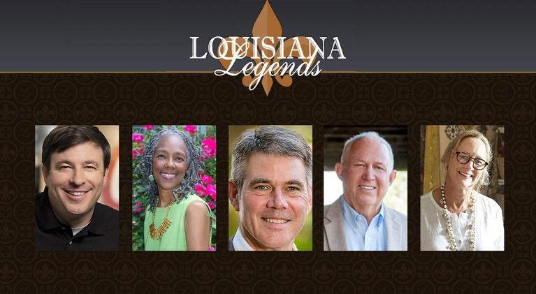 Louisiana Legends: 2019 Louisiana Legends Gala