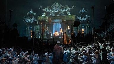GP at the Met: Turandot