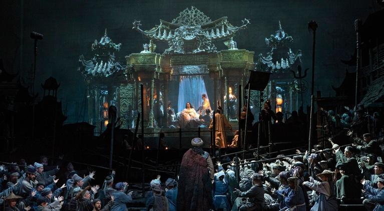 Great Performances: GP at the Met: Turandot