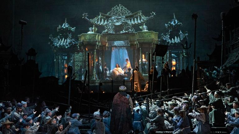 Great Performances: GP at the Met: Turandot