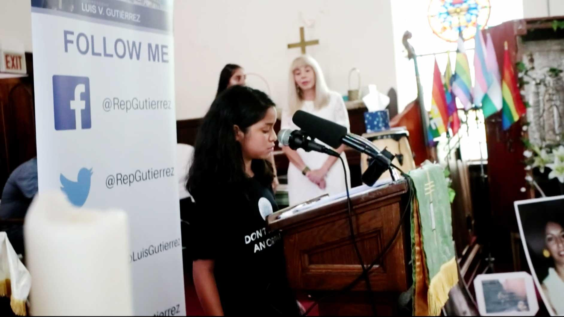 Inside a Church at the Forefront of Chicago's Sanctuary Movement