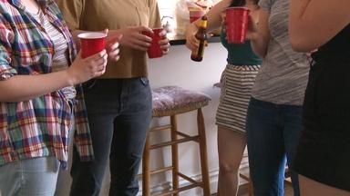 Growing concerns of COVID spread at indoor house parties