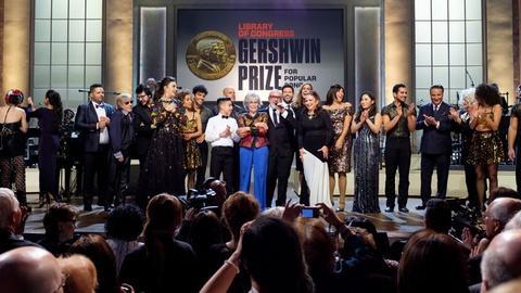 Gershwin Prize -- Emilio and Gloria Estefan: Gershwin Prize