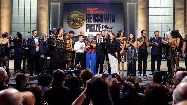Emilio and Gloria Estefan: Gershwin Prize
