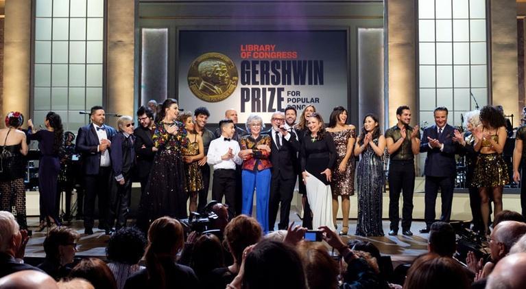 Gershwin Prize: Emilio and Gloria Estefan: Gershwin Prize