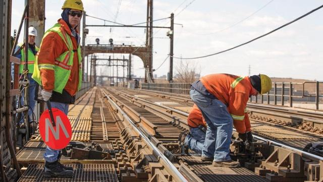 For delayed transportation project, the finish line nears