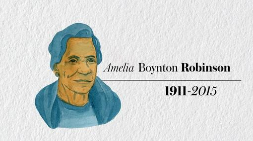 They Dared! : Amelia Boynton Robinson