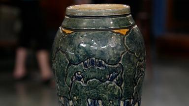 Appraisal: Newcomb College Vase, ca. 1908