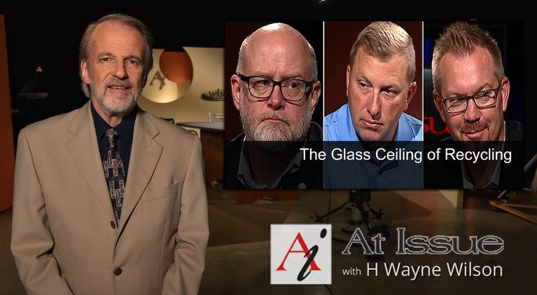 At Issue: S32 E13: The Glass Ceiling of Recycling