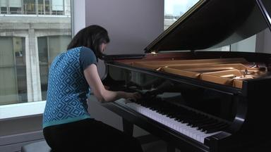 Maintaining The Juilliard School's Pianos