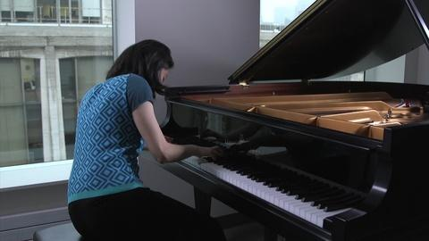 Maintaining The Juilliard School's Pianos