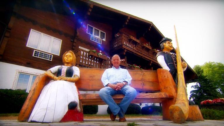 Around the Corner with John McGivern : New Glarus