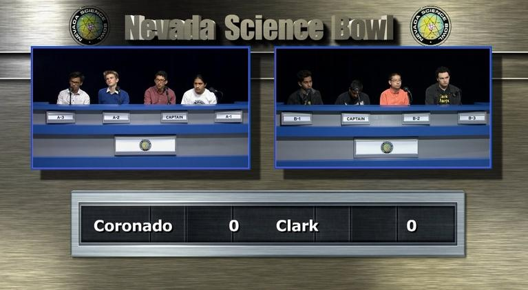 Education and Community: 2018 Nevada Science Bowl Championship