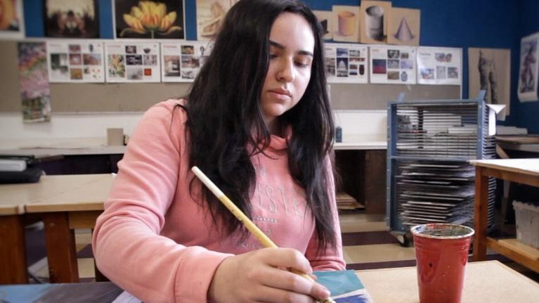 Student Showcase: Sandra Aros
