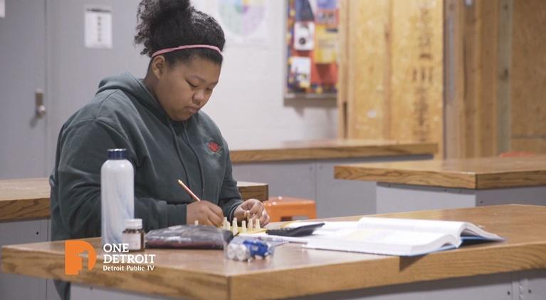 One Detroit: Randolph Career Technical Center