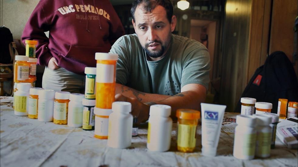 "Farmer/Veteran - My ""I Don't Kill People"" Pills - Clip image"
