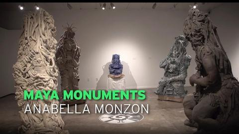 ValleyPBS Specials -- Maya Monuments by Anabella Monzon