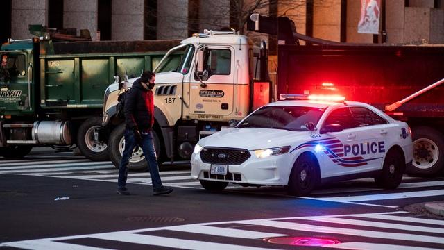 News Wrap: Thousands of DC police documents leaked online